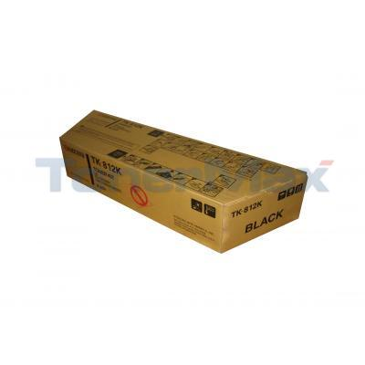 KYOCERA MITA FS-C8026N C2630D TONER BLACK